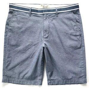 Munsingwear Penguin Chambray Chino Shorts